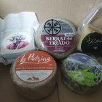 Cistella de formatges (5 productes)