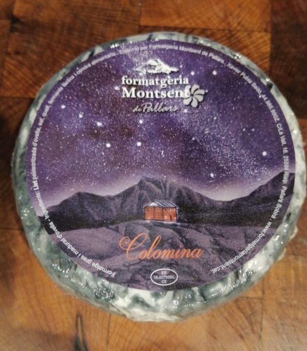 formatge colomina